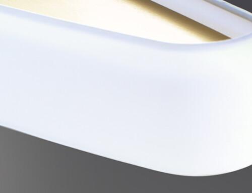 STRIPE Deckenleuchte oval